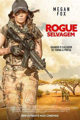 Rogue: Selvagem 2D