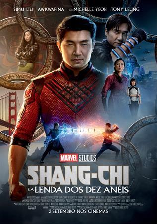 Shang-Chi e a Lenda dos Dez Anéis 2D