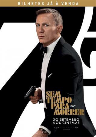 007: Sem Tempo Para Morrer 2D