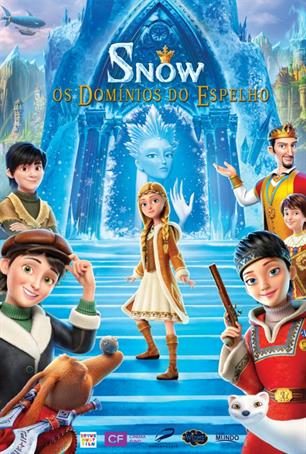 Snow: Os Domínios do Espelho 2D (VP)