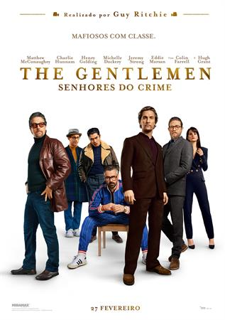 The Gentlemen: Senhores do Crime 2D