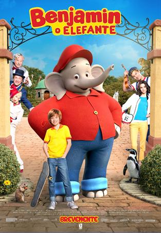 Benjamin: O Elefante 2D (VP)