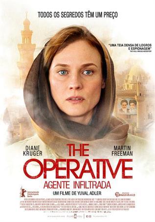 The Operative - Agente Infiltrada 2D