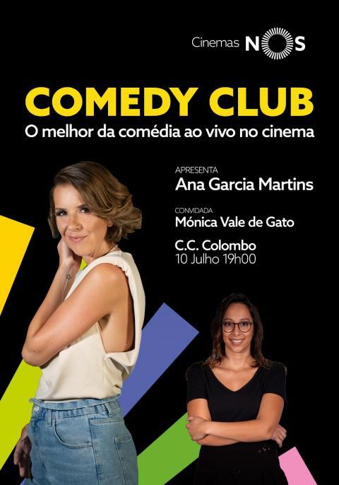 Comedy Club (Lisboa - 10 Julho)