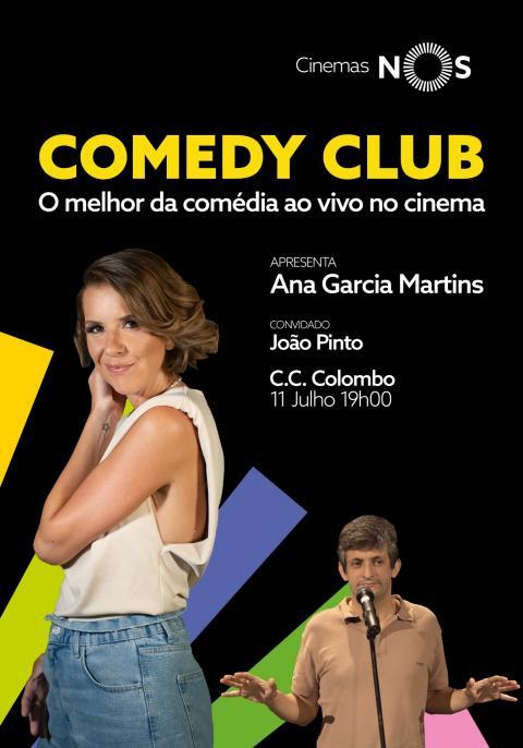 Comedy Club (Lisboa - 11 Julho)