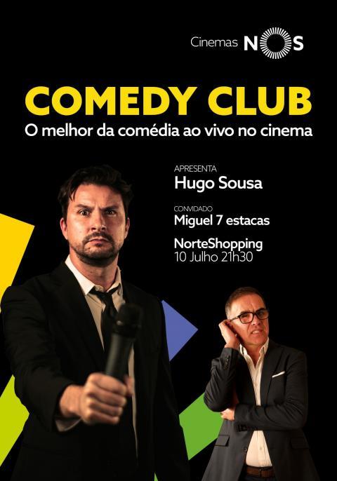 Comedy Club (Porto - 10 Julho)