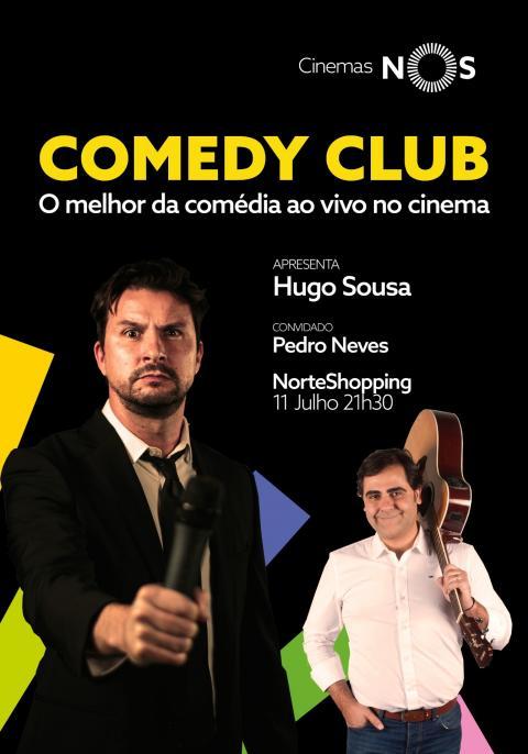Comedy Club (Porto - 11 Julho)