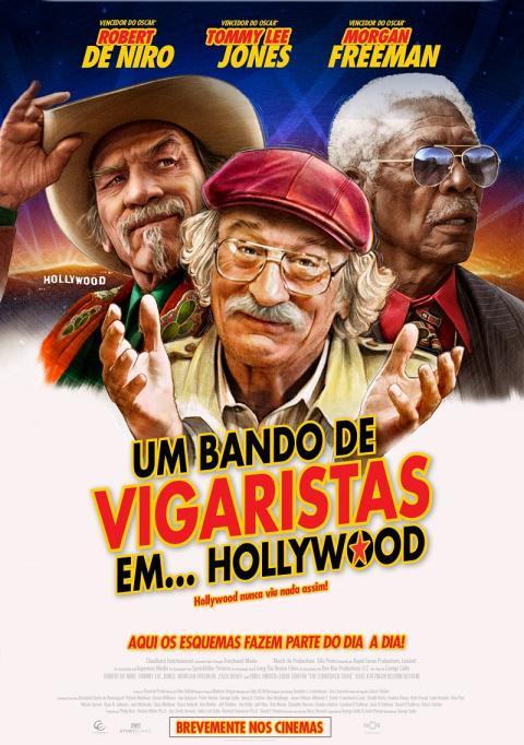 Um Bando de Vigaristas em… Hollywood