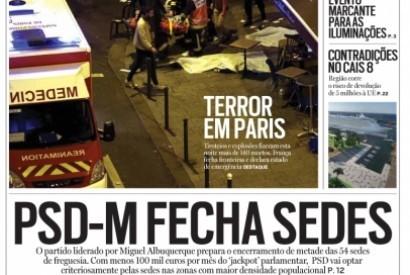 Terror em Paris... Atentado Em Paris