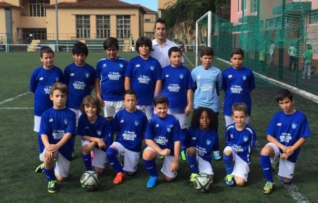 A Escola de Futebol Dragon Force Madeira vai marcar presença com duas  equipas dos escalões Sub-10 e Sub-11 na Taça dos Campeões b8531e0c0a134
