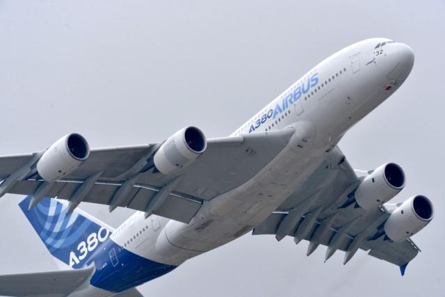 Airbus vai reduzir o fabrico de aviões A380