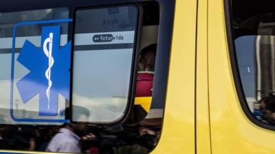 Acidente com quatro carros em Loulé causa número indeterminado de vítimas