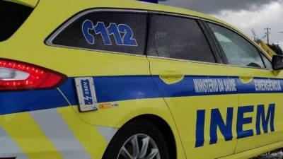 Acidente na A22 causa três mortos e dois feridos graves