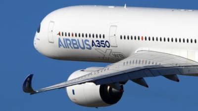 Airbus vende 50 aviões A350 à Emirates por 14,5 mil milhões de euros