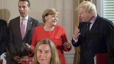 Angela Merkel reúne-se com Boris Johnson na quarta-feira em Berlim