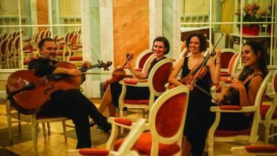 ANSA/Orquestra Clássica da Madeira promove concerto na Fundação Cecília Zino