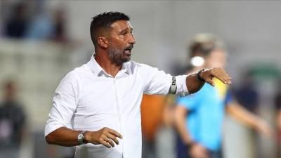 "António Folha pede ""coragem"" aos jogadores para Portimonense vencer Marítimo"