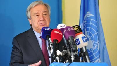 """""""António Guterres está numa situação extremamente difícil"""", diz antigo primeiro-ministro francês"""
