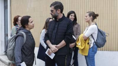 Artistas entregam cartas a primeiro-ministro e pedem abertura ao diálogo