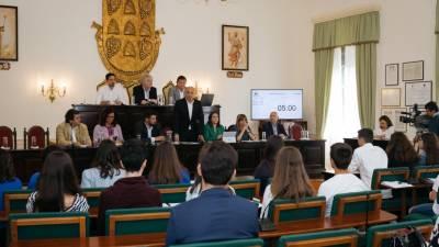 Assembleia Municipal Jovem propõe cedência de bicicletas na baixa do Funchal