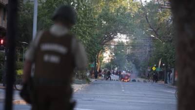 Aumenta para 11 o número de vítimas mortais em protestos no Chile