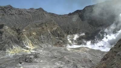 Aumenta para cinco o número de mortos da erupção do vulcão da Nova Zelândia
