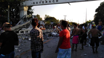 Autoridades filipinas elevam para 16 o número de mortos causado por sismo
