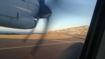 Avião da Binter regressa para retomar ligações inter-ilhas