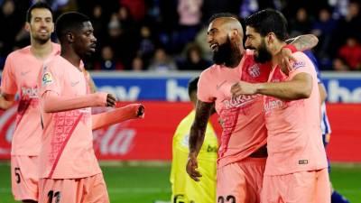 Barcelona cada vez mais próximo do título espanhol