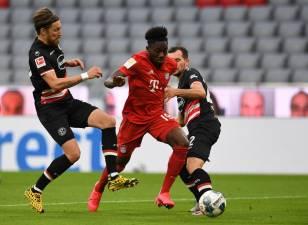 Bayern goleia e alarga vantagem na liderança do campeonato alemão