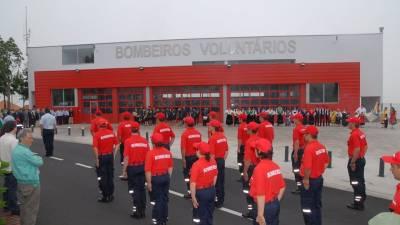 Bombeiros Voluntários de Santana assinalam aniversário com jantar solidário