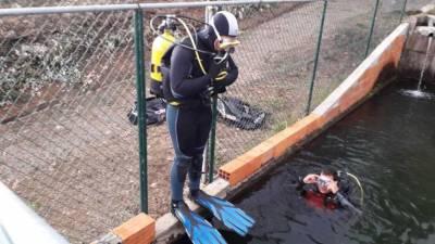 Bombeiros Voluntários Madeirenses treinam resgate de vítimas de afogamento