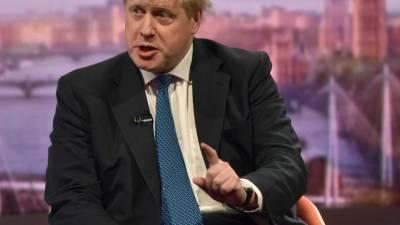 """Boris Johnson diz que ataque ocidental foi """"inteiramente acertado"""""""