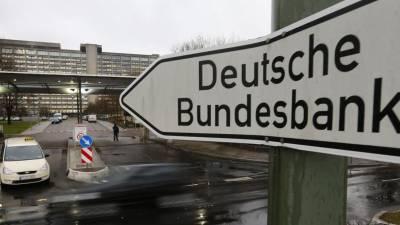 Bundesbank prevê debilidade da economia alemã até final de 2019