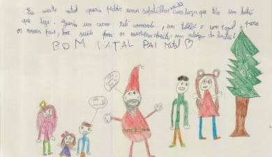 Campanha dos CTT 'Pai Natal Solidário' chega a 1.500 crianças do país e inclui a Madeira