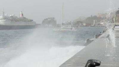 Capitania emite aviso de má visibilidade no mar até às 06 horas deste domingo