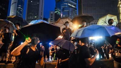 China confirma detenção de funcionário do consulado britânico em Hong Kong