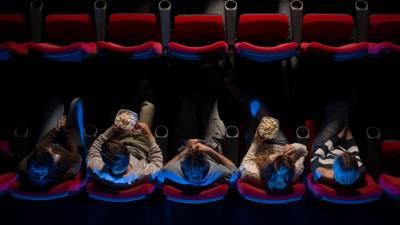 Cinemas da Região com mais sessões, espectadores e receitas