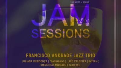 Concerto de Francisco Andrade Jazz Trio no Qasbah adiado para sábado devido às condições meteorológicas