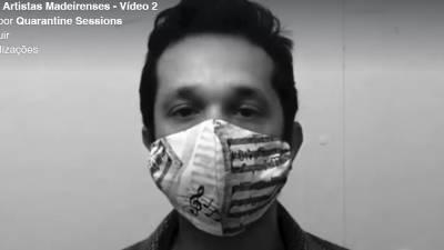 """""""Contrate artistas madeirenses"""", eis o novo apelo em mais um vídeo"""