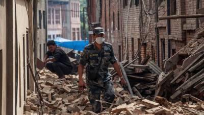 Corpos de 11 soldados recuperados de escombros de prédio na Índia