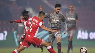 Desportivo das Aves vence Braga e quebra ciclo de três meses de derrotas