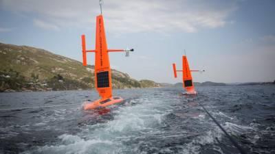Dois veleiros robotizados a caminho da Madeira