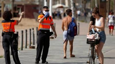 Espanha soma duas mortes e menos de 100 novos casos nas últimas 24 horas