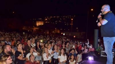 Espectáculo de Fernando Rocha juntou ontem milhares em São Vicente