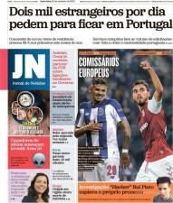 Estrangeiros rendidos a Portugal