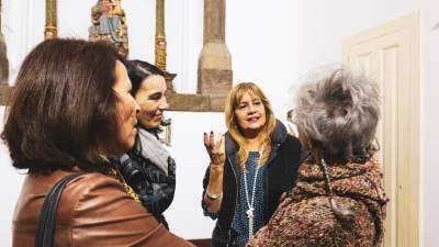 Exposição de Guareta Coromoto inaugurada ontem no Funchal
