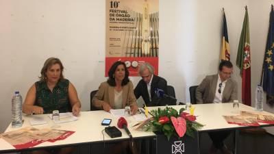 Festival de Órgão da Madeira junta acústico e electrónico