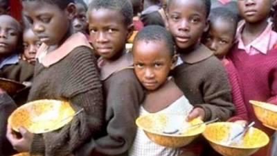 Fome no mundo continua a crescer e em 2018 afectou mais de 821 milhões de pessoas
