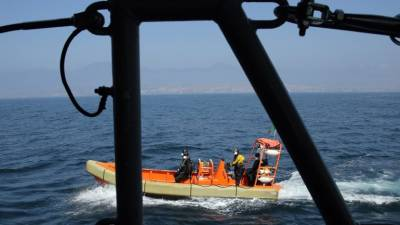 GNR resgata 36 migrantes na ilha de Samos